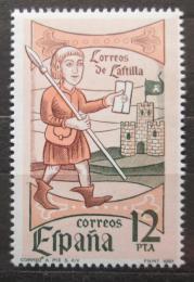 Poštovní známka Španìlsko 1981 Den známek Mi# 2504
