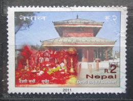 Poštovní známka Nepál 2011 Deuti Bajai, Surkhet Mi# 1030