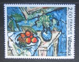 Poštovní známka Francie 1976 Umìní, Maurice de Vlaminck Mi# 2005