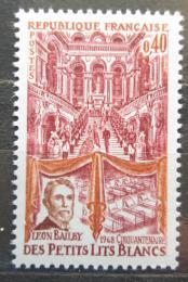 Poštovní známka Francie 1968 Dìtské nemocnice, 50. výroèí Mi# 1641