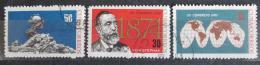 Poštovní známky Kuba 1964 Kongres UPU Mi# 893-95