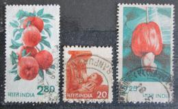 Poštovní známky Indie 1981 Hospodáøství Mi# 862-64
