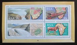 Poštovní známky JAR 1990 Spolupráce v jižní Africe Mi# Block 24