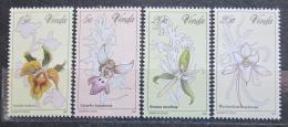 Poštovní známky Venda, JAR 1981 Orchideje Mi# 46-49
