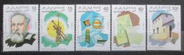 Poštovní známky Sahara 1992 Galileo Galilei Mi# N/N