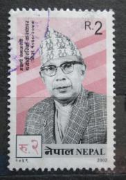 Poštovní známka Nepál 2002 Daya Bir Singh Kansakar Mi# 759