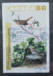 Poštovní známka Kanada 2004 Ptáci, Audubon Mi# 2197