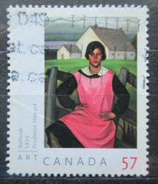 Poštovní známka Kanada 2010 Umìní, Prudence Heward Mi# 2649
