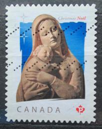 Poštovní známka Kanada 2010 Vánoce, Svatá Marie, Antonio Caruso Mi# 2669