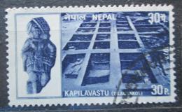Poštovní známka Nepál 1977 Tilaurakot v Kapilavastu Mi# 344