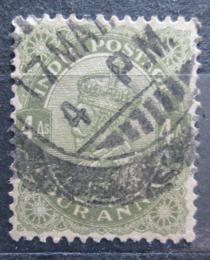 Poštovní známka Indie 1926 Král Jiøí V. Mi# 105
