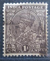 Poštovní známka Indie 1934 Král Jiøí V. Mi# 136