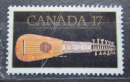 Poštovní známka Kanada 1981 Mandora Mi# 789