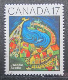 Poštovní známka Kanada 1981 Umìní, Nérée De Grace Mi# 809