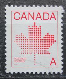 Poštovní známka Kanada 1981 Javorový list Mi# 818 A