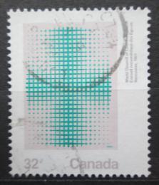 Poštovní známka Kanada 1983 Shromáždìní Svìtové rady kostelù Mi# 888