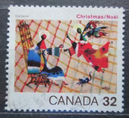 Poštovní známka Kanada 1984 Vánoce Mi# 939