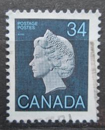 Poštovní známka Kanada 1985 Královna Alžbìta II. Mi# 967