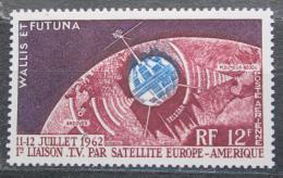 Poštovní známka Wallis a Futuna 1962 Komunikaèní satelit TELSTAR Mi# 201