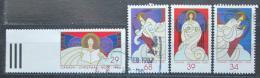 Poštovní známky Kanada 1986 Vánoce Mi# 1013-16