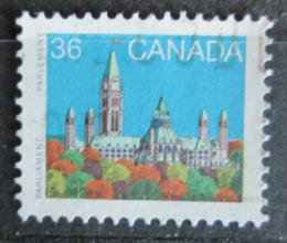 Poštovní známka Kanada 1987 Parlament Mi# 1030