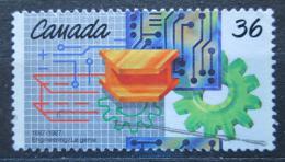 Poštovní známka Kanada 1987 Technický rozvoj Mi# 1040