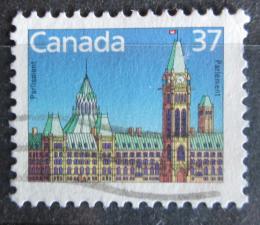 Poštovní známka Kanada 1987 Parlament, Ottawa Mi# 1070