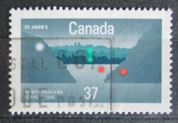 Poštovní známka Kanada 1988 St. John's, Newfoundland Mi# 1094