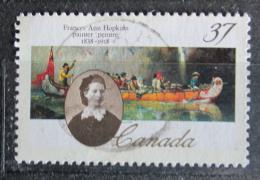 Poštovní známka Kanada 1988 Frances Ann Hopkins, malíøka Mi# 1114
