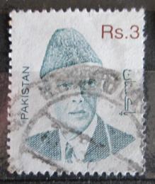 Poštovní známka Pákistán 1998 Mohammed Ali Jinnah Mi# 1006