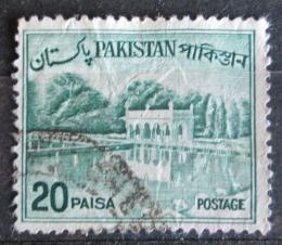 Poštovní známka Pákistán 1970 Zahrady Shalimar, Lahore Mi# A 183