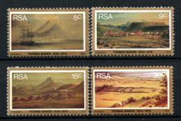 Poštovní známky JAR 1975 Umìní, Thomas Baines Mi# 472-75