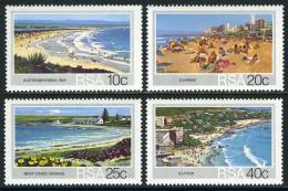 Poštovní známky JAR 1983 Turistické zajímavosti Mi# 638-41