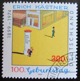 Poštovní známka Nìmecko 1999 Ilustrace, E. Kastner Mi# 2035