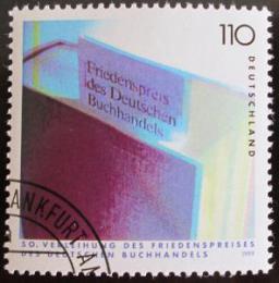 Poštovní známka Nìmecko 1999 Prodej knih Mi# 2075
