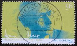 Poštovní známka Nìmecko 2002 Hermann Hesse, spisovatel Mi# 2270