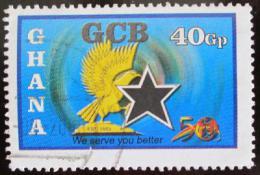 Poštovní známka Ghana 2007 Komerèní banka Mi# 3954