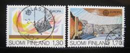 Poštovní známky Finsko 1983 Evropa CEPT Mi# 926-27