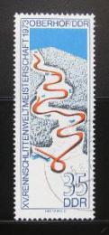 Poštovní známka DDR 1973 MS v jízdì na bobech Mi# 1831