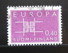 Poštovní známka Finsko 1963 Evropa CEPT Mi# 576