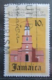 Poštovní známka Jamajka 1971 Katedrála v Kingstonu Mi# 330
