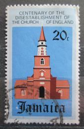 Poštovní známka Jamajka 1971 Katedrála v Kingstonu Mi# 331