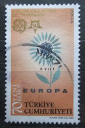 Poštovní známka Turecko 2005 Evropa CEPT Mi# 3488