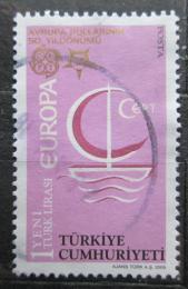 Poštovní známka Turecko 2005 Evropa CEPT Mi# 3490