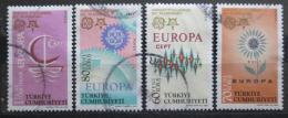 Poštovní známka Turecko 2005 Evropa CEPT, 50. výroèí Mi# 3487-90 Kat 9€