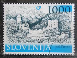 Poštovní známka Slovinsko 2003 Hrad Kamen Mi# 420 Kat 9€