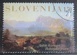 Poštovní známka Slovinsko 2009 Umìní, Anton Karinger Mi# 743