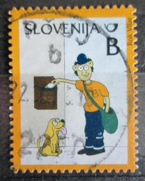 Poštovní známka Slovinsko 2011 Poš�ák Pauli Mi# 895