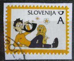 Poštovní známka Slovinsko 2013 Poš�ák Pauli Mi# 989