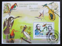 Poštovní známka Komory 2009 Ptáci Mi# Block 457 Kat 15€ - zvìtšit obrázek